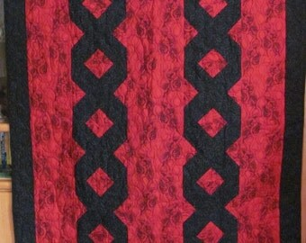 Red Dragon Quilt