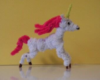Fuzzy Figures - Unicorn