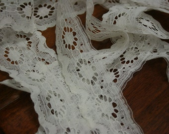 Vintage Scalloped Lace