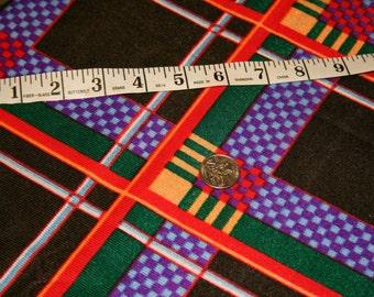 Retro Jersey Fabric
