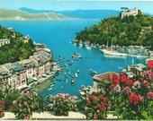 Vintage postcards of Italy - Venice, Florence, Lake Maggiore, Pompeii, Portofino