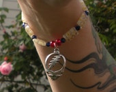 Sky was Yellow and the Sun was Blue Grateful Dead Bracelet SYF