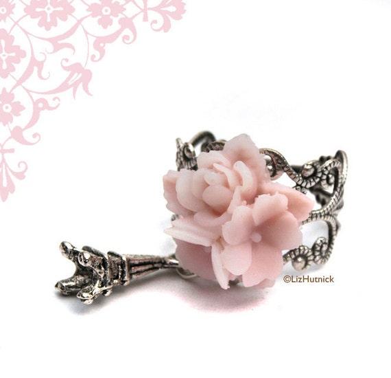 April in Paris Rose Ring