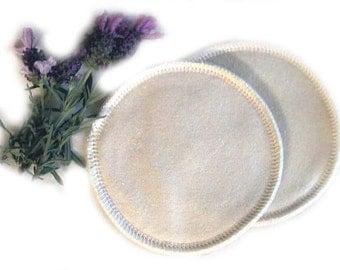 Born of Nature Hemp \/ Organic Cotton Breastpads 3 Pk