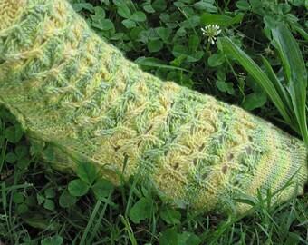 Karira sock pattern PDF