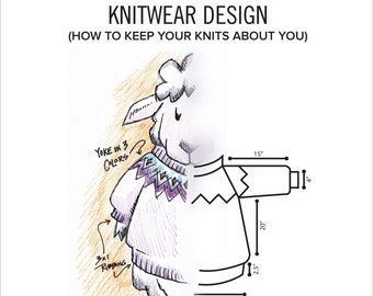 The Knitgrrl Guide to Professional Knitwear Design (e-book)