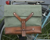 Swiss Army Bicycle Bike Pannier & Shoulder Bag (Single)
