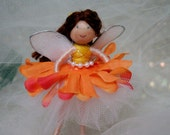 Tippi- The beautiful little flower doll fairy