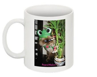 Infrognito coffee mug