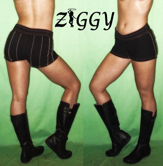 Custom Bitty Booty Shorts