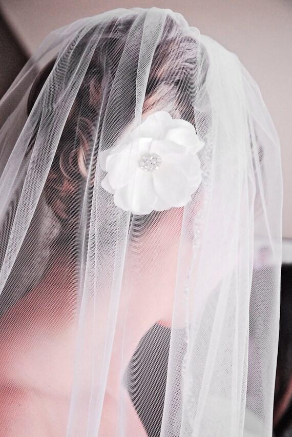 BRIDAL HEADPIECE, Shimmering Rhinestones, Bridal Hair Piece, WEDDING Bridal Hair Accessory, Bridal Head piece,  Bridal Hairpiece