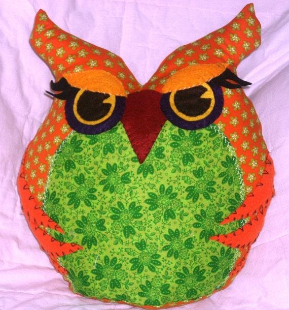 SALE Sassy Owl-y