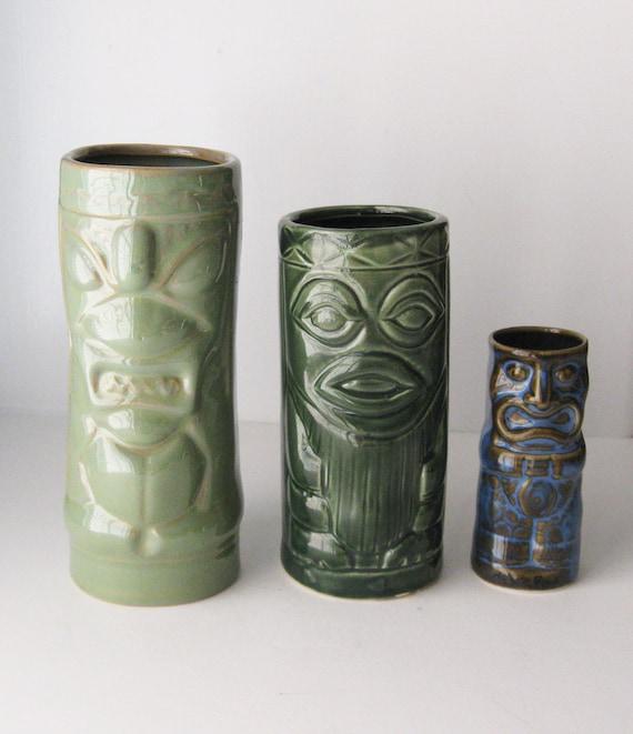 Tiki Mug Collection