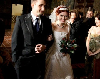 Princess Diaries Coronation Gown