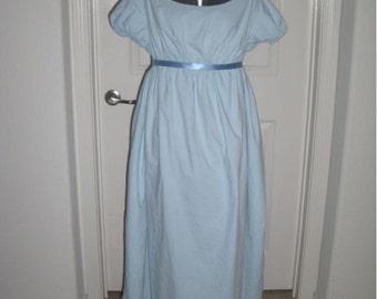 Sweet 'Wendy Darling' Gown - ADULT SIZE plus bonus