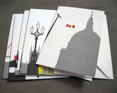 London Icons Greeting Cards Set