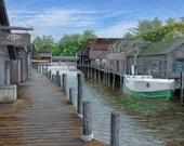 Leland, Michigan - Fishtown
