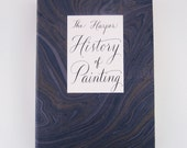 History of Painting vintage re-covered book