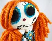 ARTISAN CRAFTED Ireland Zen Zombie Doll original design