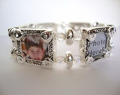 Sweet Memories picture frame bracelet