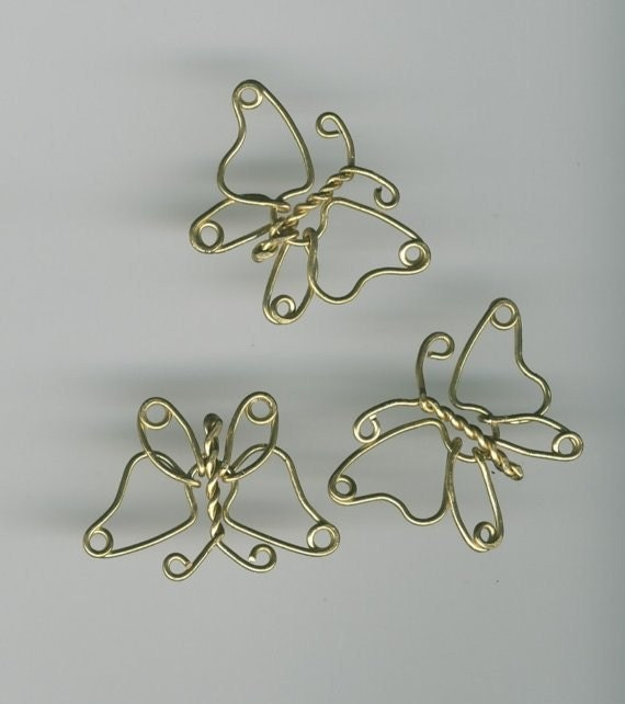 Teeny Butterfly Charm Connection