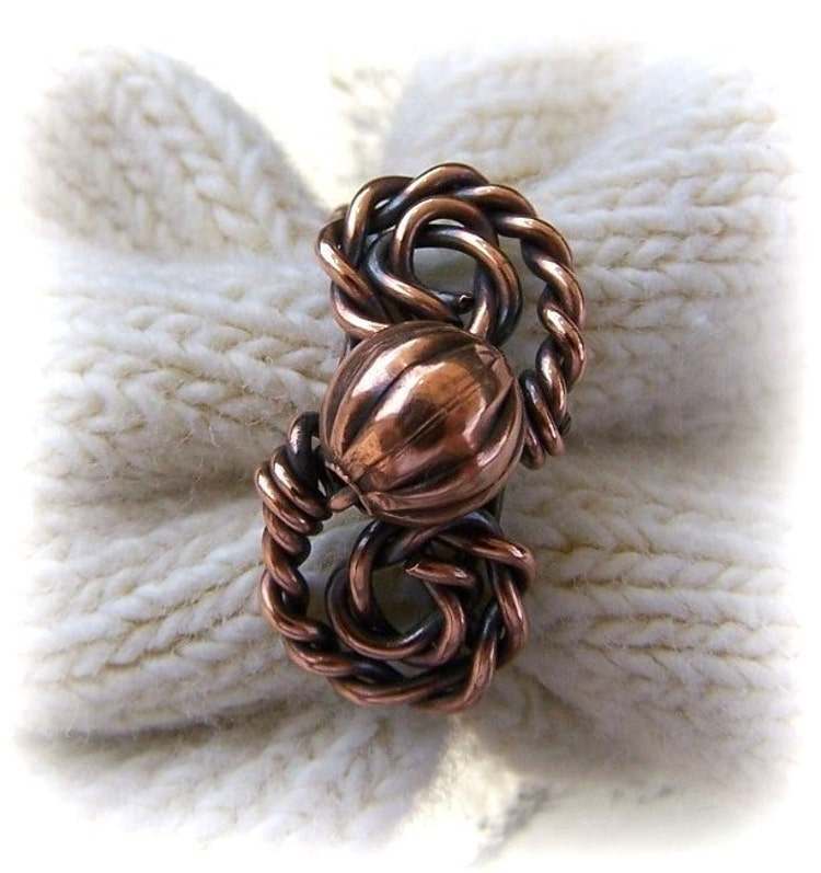 Wire Wrap Lesson Twisted Wire Ring Tutorial 2 By FashionWire