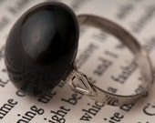 SALE Onyx Ring