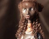 Unique art doll, Ana