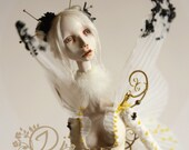 "a unique art Doll ""Butterfly Spirit"""