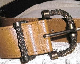 Jaeger  Leather Belt