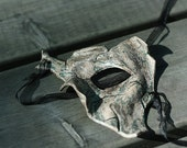 Stone Face Half Mask