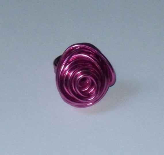 Rose Ring- Pink