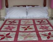 SALE - Charlotte's Star Comforter Quilt