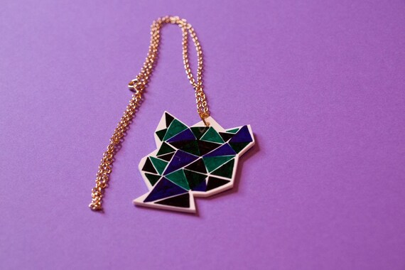 Geometric 1. Necklace