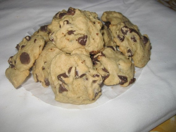 Soft and Chewy Cookies - 1 dozen