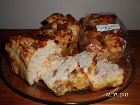 Savory Bread - 3 Artisan Mini Loaves