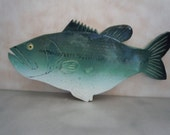 LARGE Fish Wall Hanging