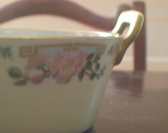 Romantic China bowl