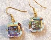 Razzle Dazzle, Sparkling Crystal Earrings Bridal Wedding