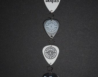 Beatles Guitar Pick Bracelet