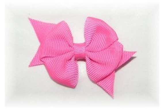 Set of 5 Infant Toddler Hair Bows - You pick the colors - Great for Baby Shower Gift