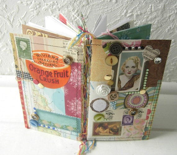 Glam Girls, Found Papers Journal