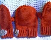 Smittens Crochet Patterns pdf 221A