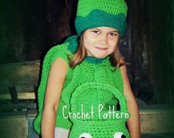 Amigurumi Prince Charming Frog - Free Crochet Pattern