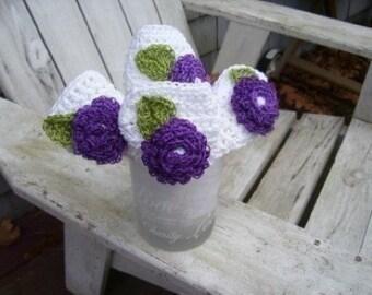 Just Flowers Crochet Pattern 360