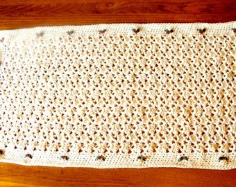 HolidayTable Runner Crochet Pattern pdf 502