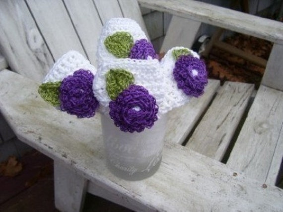 Just Flowers Crochet Pattern 360