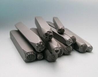 Metal Design Stamp Free Bulk Order - Buy 7 Get One Free - Urban Beader