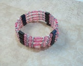 Pretty in Pink Magnetic Bracelet/Anklet/Necklace