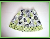 Toddler Skirt Boutique Twirl Skirt Size 6m 12m 18m 24m 2t 3t 4t 5t